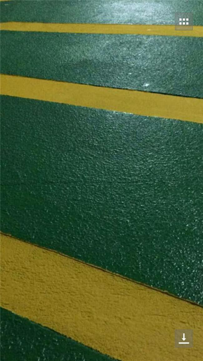 无锡道路划线厂家浅谈聚脲弹性防滑标线涂料